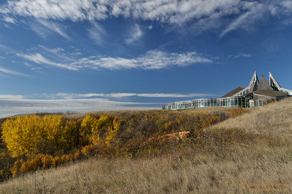 Interpretive Centre at Wanuskewin Heritage Park